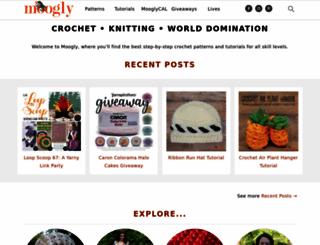 mooglyblog.com screenshot
