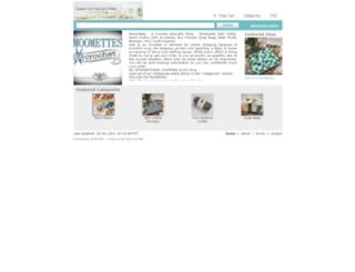 moomettescrochet.ecrater.com screenshot