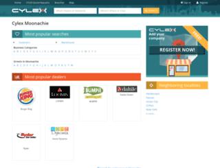 moonachie.cylex-usa.com screenshot