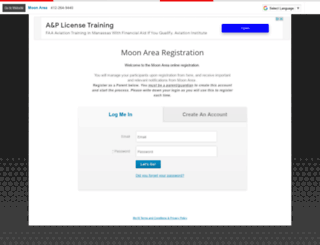 moonarea.8to18.com screenshot