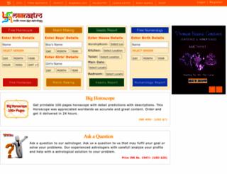 moonastro.com screenshot