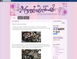 moondust-jewels.blogspot.co.uk screenshot