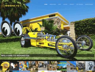 mooneyes.com screenshot