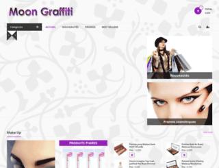 moongraffiti.com screenshot