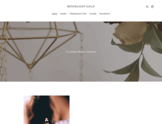 moonlightgold.com screenshot