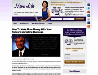 moonloh.com screenshot