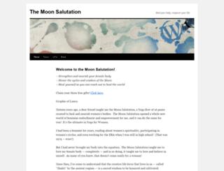 moonsalutation.wordpress.com screenshot
