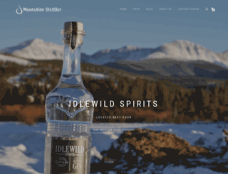 moonshinedistiller.com screenshot