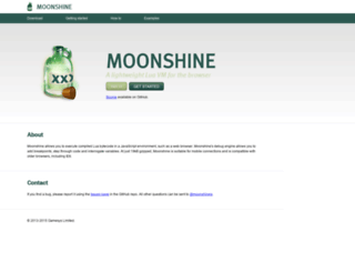 moonshinejs.org screenshot