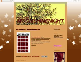 moonshinenight.blogspot.com screenshot
