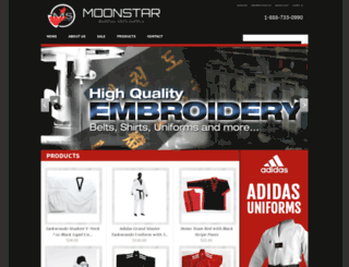 moonstarusa.com screenshot