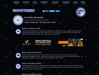 moontimes.net screenshot