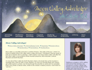 moonvalleyastrologer.com screenshot