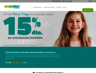 moonz.es screenshot