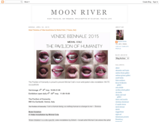 mooonriver.blogspot.com screenshot