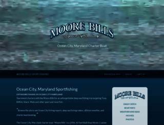moorebills.com screenshot