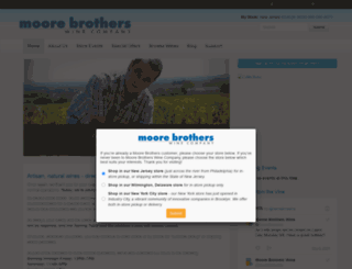 moorebrothers.com screenshot