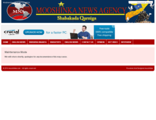 mooshinka.com screenshot