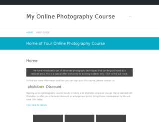mopcourse.com screenshot