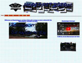 mopedmetzger.at screenshot