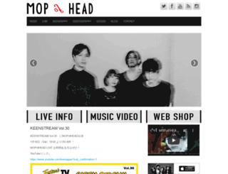mopofhead.com screenshot