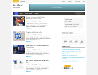 mora-cyber4rt.blogspot.com screenshot