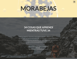 morabejas.wordpress.com screenshot