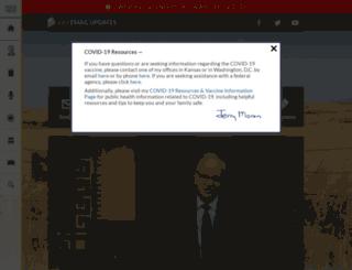 moran.senate.gov screenshot