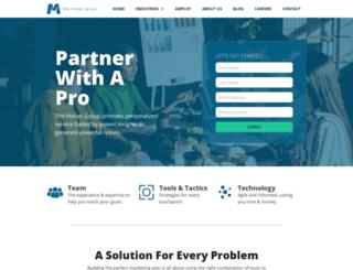 moranadvertising.com screenshot