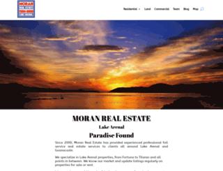 moranlakearenal.com screenshot