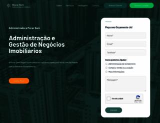 morarbemadm.com.br screenshot