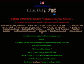 morbid-curiosity.com screenshot