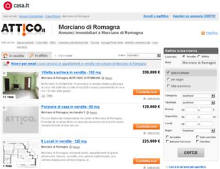 morcianodiromagna.attico.it screenshot