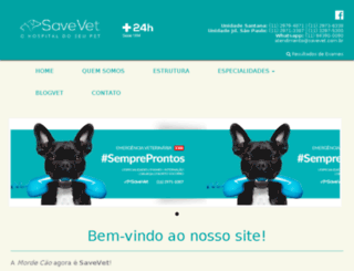 mordecao.com.br screenshot