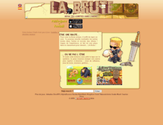 mordino78.labrute.fr screenshot
