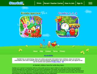 more2.starfall.com screenshot