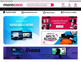 morecomputers.com screenshot