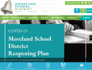 moreland.org screenshot