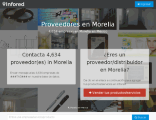 morelia.infored.com.mx screenshot