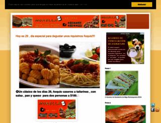 morelladelivery.blogspot.com.ar screenshot