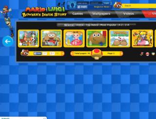 moremario.com screenshot