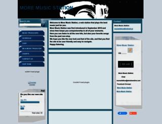 morestation.webnode.com screenshot
