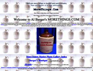morethings.com screenshot