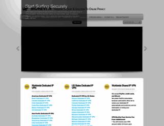 morevpn.com screenshot