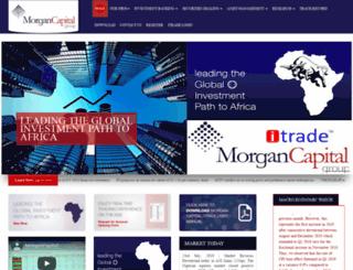 morgancapitalgroup.com screenshot