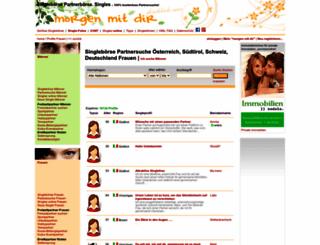 morgenmitdir.net screenshot