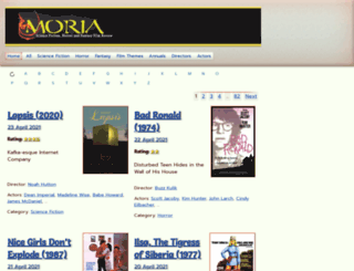 moria.co.nz screenshot