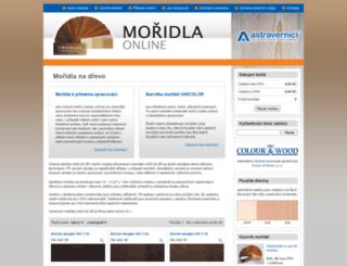 moridlaonline.cz screenshot