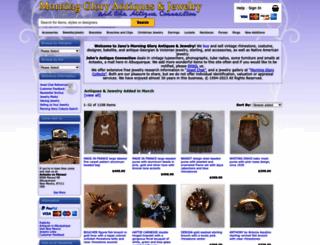 morninggloryjewelry.com screenshot