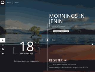 morningsinjenin.com screenshot